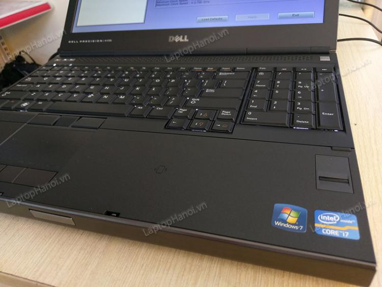 touchpad dell m4700